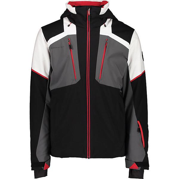オバマイヤー メンズ ジャケット&ブルゾン アウター Obermeyer Men's Foundation Jacket Black