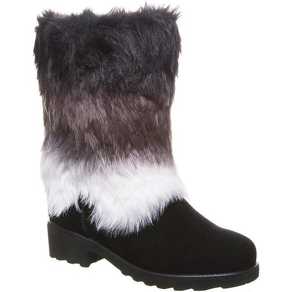ベアパウ レディース ブーツ&レインブーツ シューズ Bearpaw Women's Regina Boot Black II