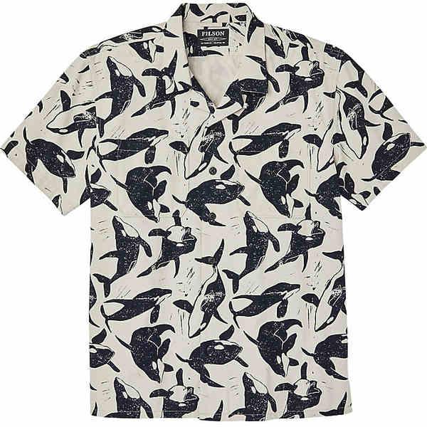 フィルソン メンズ シャツ トップス Filson Men's Northwest Camp Shirt Orca