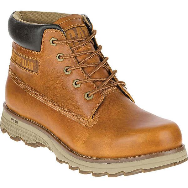 キャットフットウェア メンズ ブーツ&レインブーツ シューズ Cat Footwear Men's Founder Boot Artisan'S Gold