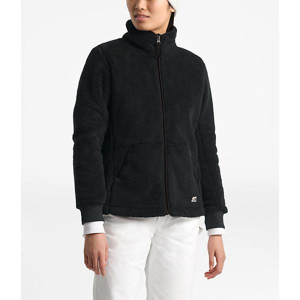 ノースフェイス レディース ジャケット&ブルゾン アウター The North Face Women's Campshire Full Zip Jacket TNF Black