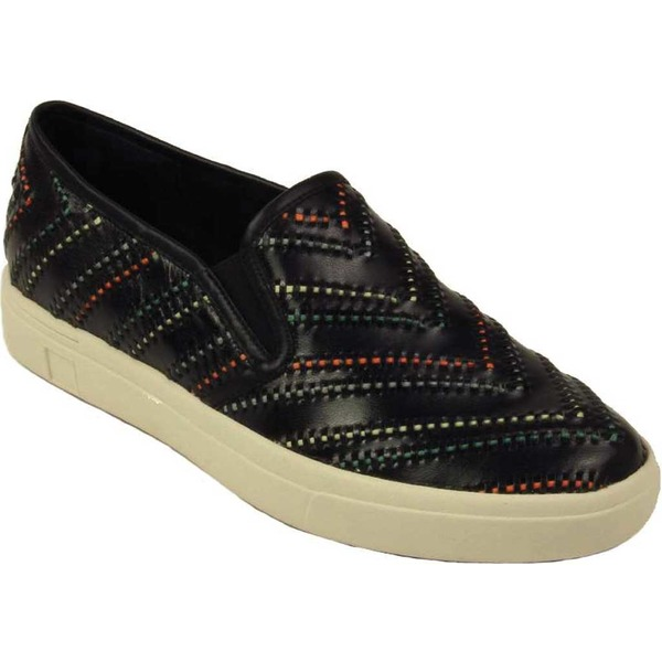 ベネリ レディース スニーカー シューズ Ocean Slip On Sneaker Black Multi Interlaced Nappa
