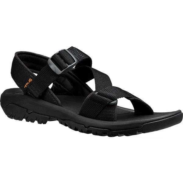 テバ メンズ サンダル シューズ Hurricane XLT 2 Cross Strap Sandal Black Textile