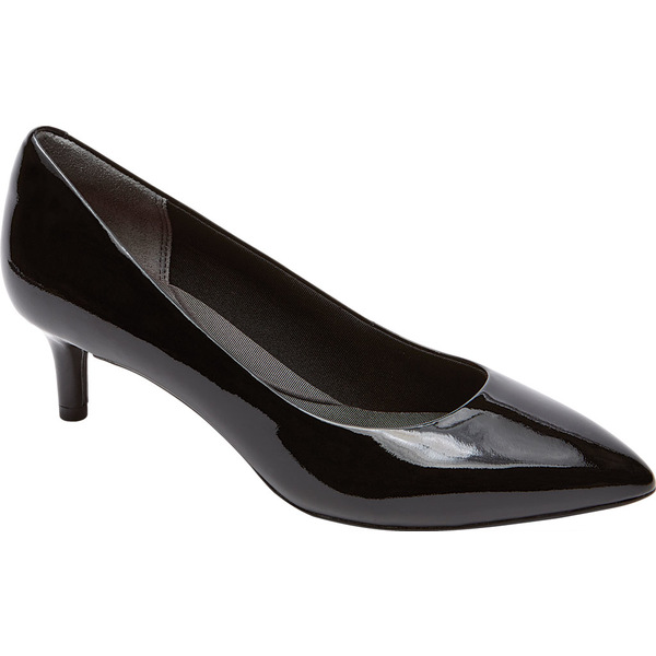 ロックポート レディース Kalila ヒール シューズ Total Motion Patent Kalila Total Pump Black Patent Leather, peyton:f94d3b70 --- sunward.msk.ru