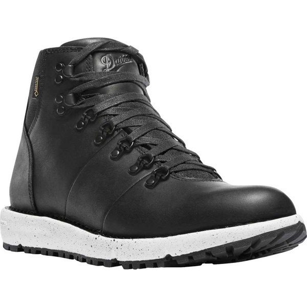 ダナー メンズ ブーツ&レインブーツ シューズ Vertigo 917 GORE-TEX Hiking Boot Black Full Grain Leather