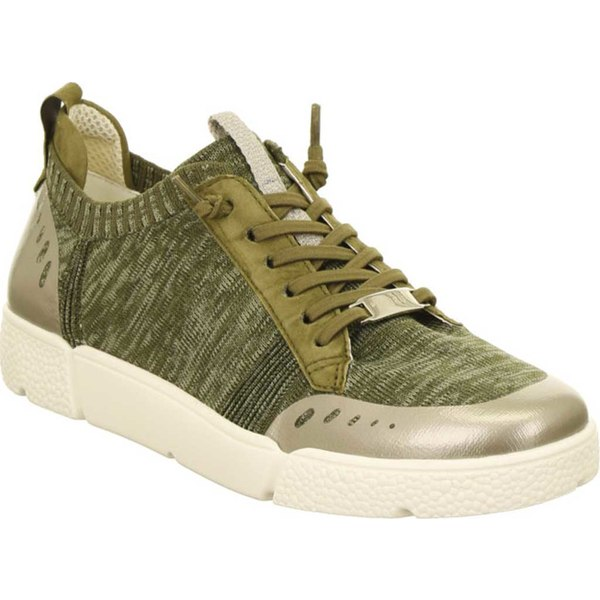 アラ レディース スニーカー シューズ Renny 14412 Sneaker Salva/Taupe Combination Leather
