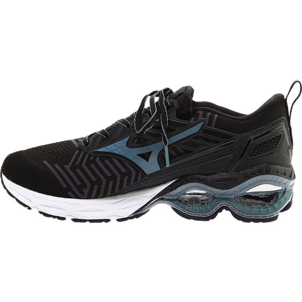ミズノ メンズ スニーカー シューズ Wave Horizon 3 Running Shoe Quarry GraphiteYgI6fyvb7