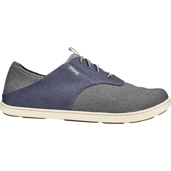 オルカイ メンズ スニーカー シューズ Nohea Moku Sneaker Tradewind Grey/Cloud Grey