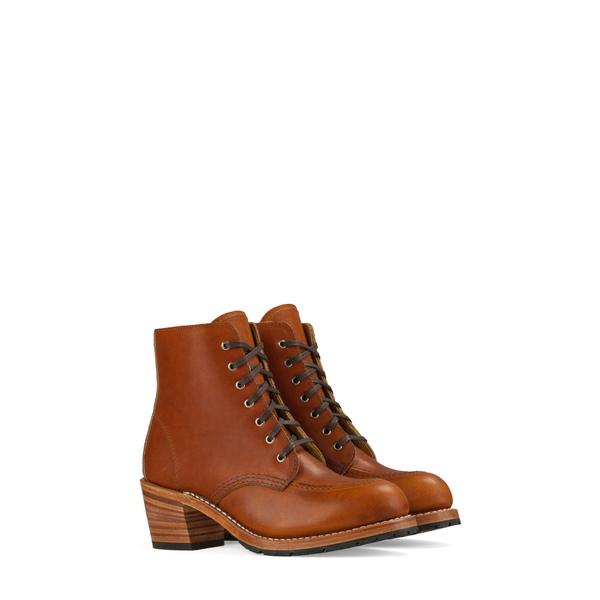 レッドウィング レディース ブーツ&レインブーツ シューズ Clara Boot Oro Legacy Leather