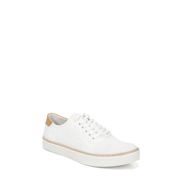 ドクター・ショール レディース スニーカー シューズ Madi Sneaker White Fabric