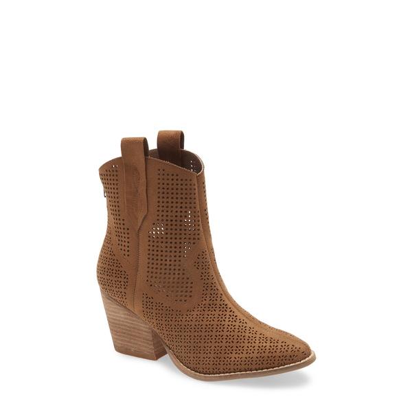 ココナッツバイマッテシィ レディース ブーツ&レインブーツ シューズ Backroad Boot Brown Faux Leather