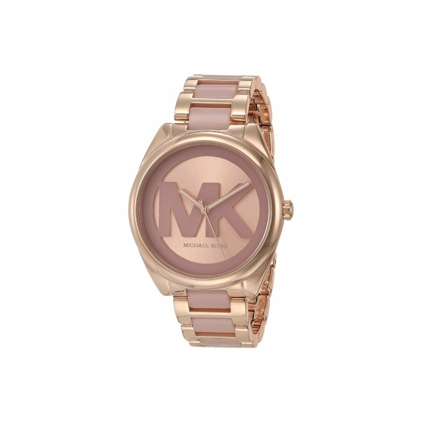 マイケルコース レディース 腕時計 アクセサリー MK7135 - Janelle Blush