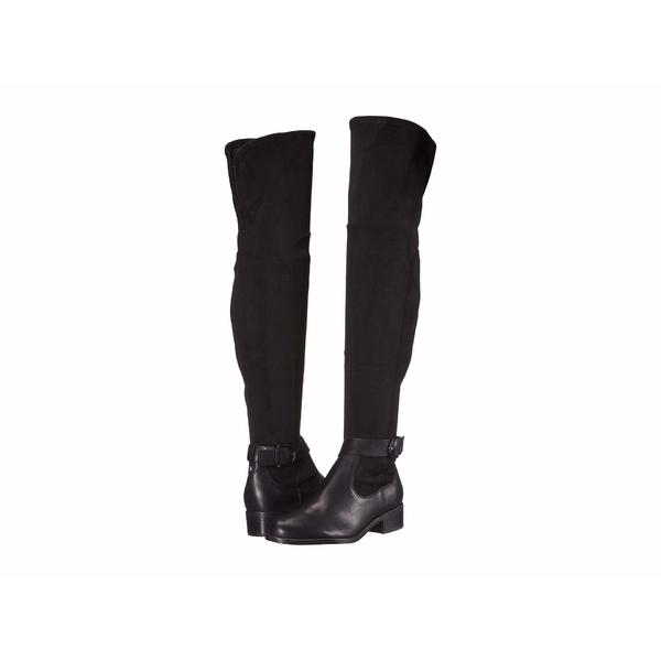 ナインウェスト レディース ブーツ&レインブーツ シューズ Nacoby Riding Boot Black 1