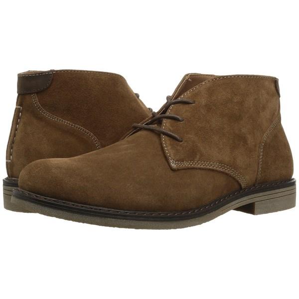 ノンブッシュ メンズ ブーツ&レインブーツ シューズ Lancaster Plain Toe Chukka Boot Camel Suede