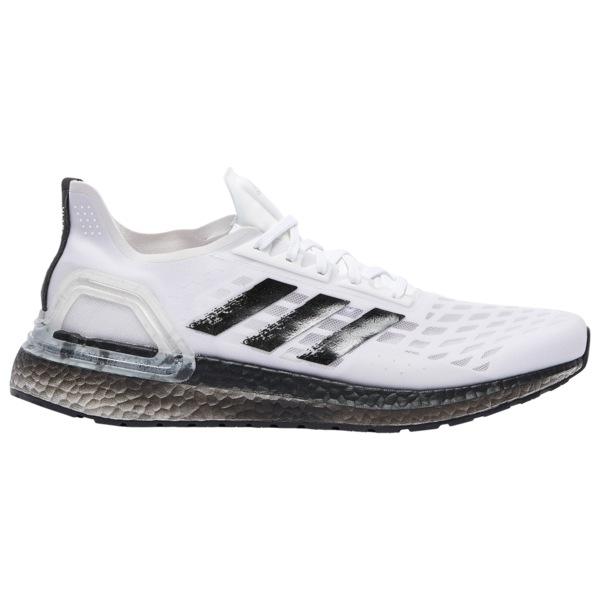 アディダス メンズ ランニング スポーツ Ultraboost PB White/Core Black/Dash Grey