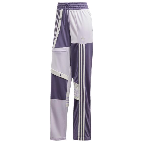 アディダスオリジナルス レディース カジュアルパンツ ボトムス D. Cathari Track Pant Purple
