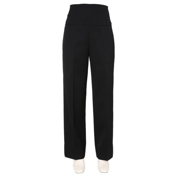 日本最級 ジル・サンダー レディース カジュアルパンツ ボトムス Jil Sander Wide-Leg Tailored Pants -, ブランド鑑定団 e0a64ce2