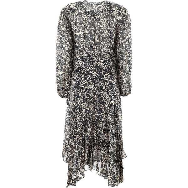 即納!最大半額! イザベルマラン レディース ワンピース トップス Isabel Marant toile Lizete Floral Print Dress -, アンダーグラウンド 1110608f