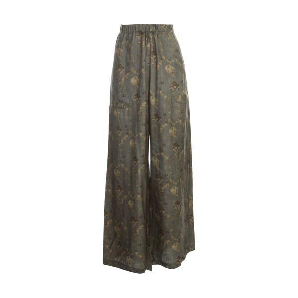 満点の ユマ・ワン レディース カジュアルパンツ ボトムス Uma Wang Floral Print Wide-Leg Trousers -, 益子焼 和食器通販 わかさま陶芸 fa254dc3