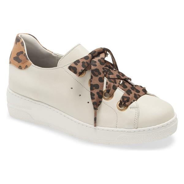 ヒスパニタス レディース スニーカー シューズ Hispanitas Kendra Platform Sneaker (Women) Panna/ Camel Leather