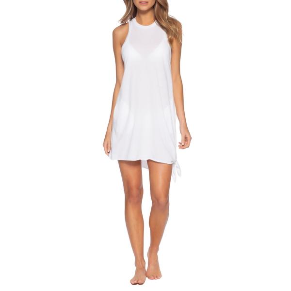 ベッカ レディース トップス ワンピース White 全商品無料サイズ交換 ベッカ レディース ワンピース トップス Becca Beach Date Cover-Up Dress White