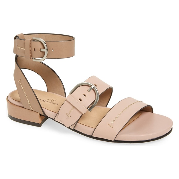 ネイキッドフィート レディース サンダル シューズ Naked Feet Zeke Ankle Strap Sandal (Women) Pink Leather