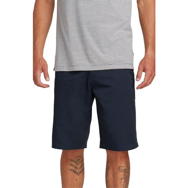 ボルコム メンズ カジュアルパンツ ボトムス Volcom Chino Shorts Dark Navy