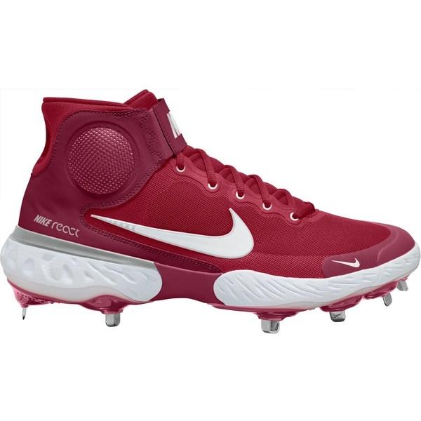 <title>Nike メンズ スポーツ 野球 Maroon 全商品無料サイズ交換 ナイキ Men's 新作 大人気 Alpha Hurrache Elite 3 Mid Baseball Cleats</title>