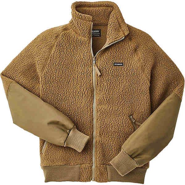 フィルソン メンズ ジャケット&ブルゾン アウター Filson Men's Sherpa Fleece Jacket Marsh Olive