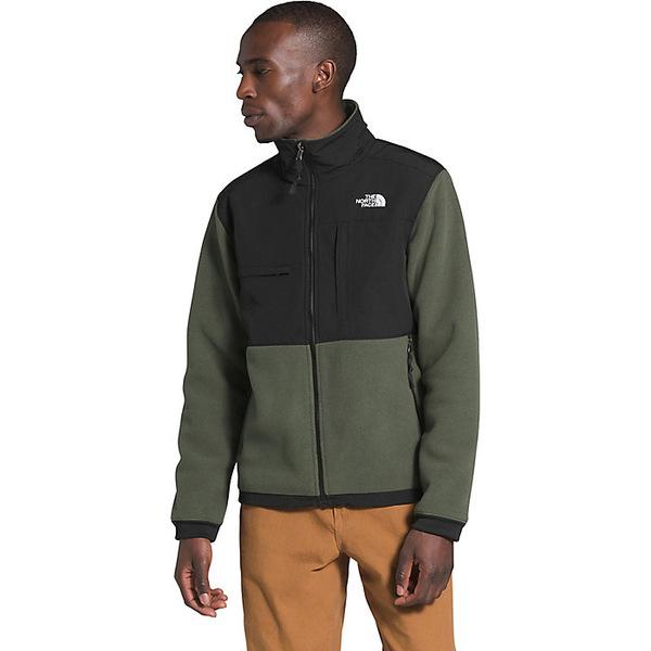 ノースフェイス メンズ ジャケット&ブルゾン アウター The North Face Men's Denali 2 Jacket New Taupe Green