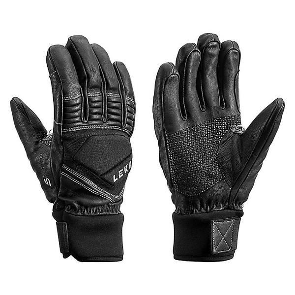 レキ メンズ 手袋 アクセサリー Leki Elements Copper S Glove Black