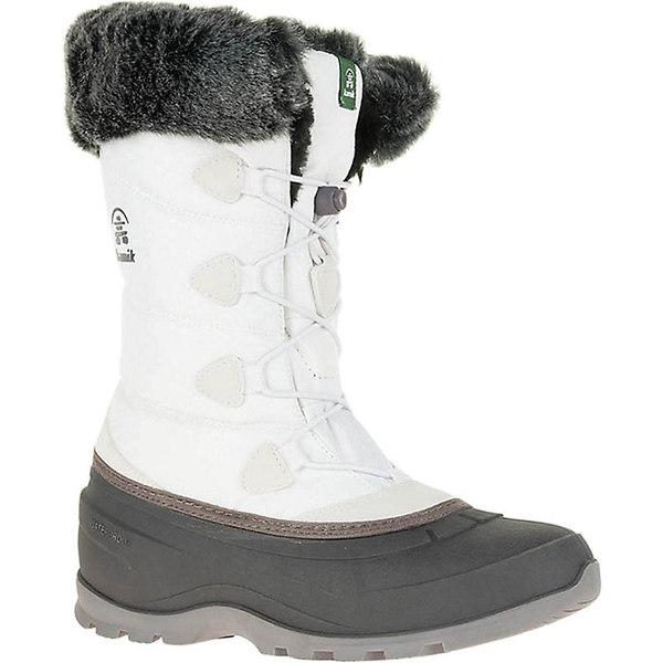 カミック レディース ブーツ&レインブーツ シューズ Kamik Women's Momentum2 Boot White