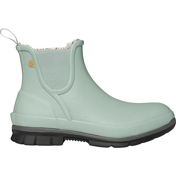 ボグス レディース ブーツ&レインブーツ シューズ Bogs Women's Amanda Plush Slip On Boot Jade