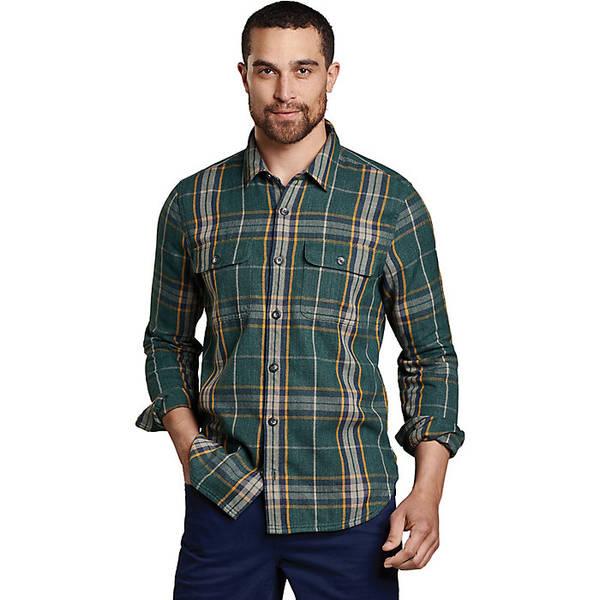 トードアンドコー メンズ シャツ トップス Toad & Co Men's Ranchero LS Shirt Midnight Pine