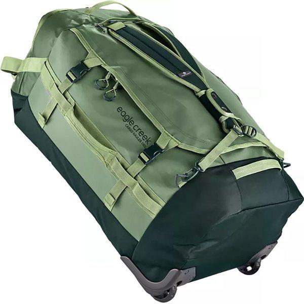 イーグルクリーク レディース ボストンバッグ バッグ Cargo Hauler Wheeled 130L Duffel Mossy Green