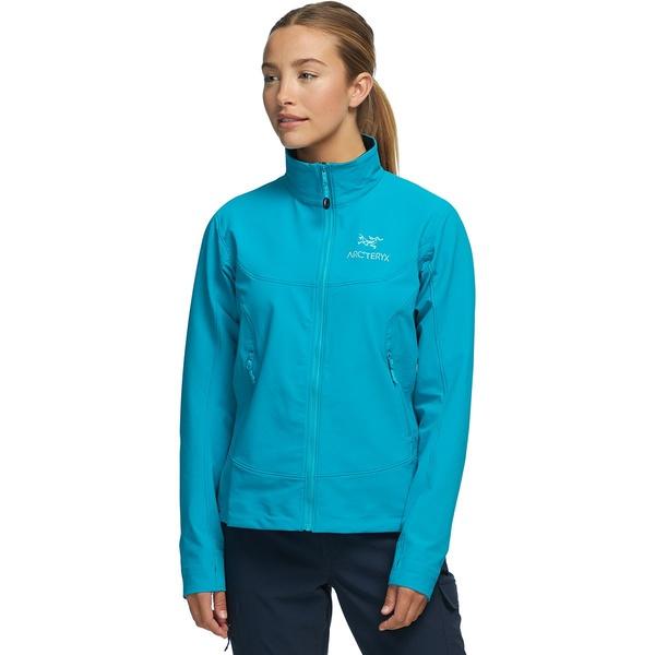 アークテリクス レディース ジャケット&ブルゾン アウター Gamma LT Jacket - Women's Cerulean