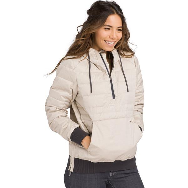 プラーナ レディース ジャケット&ブルゾン アウター Pyx Down Pullover Jacket - Women's Latte