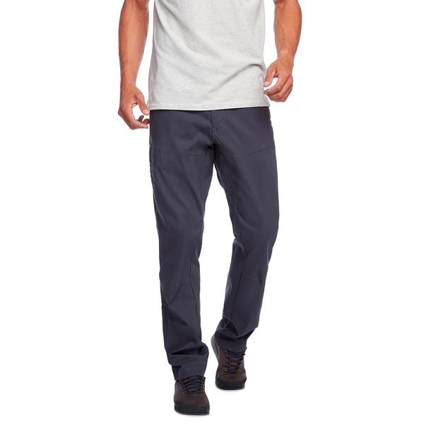 ブラックダイヤモンド メンズ カジュアルパンツ ボトムス Anchor Stretch Pant - Men's Carbon