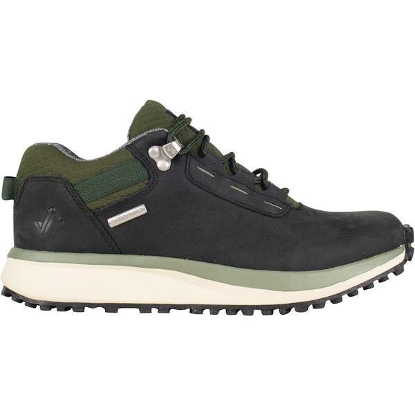 フォーセイク レディース ハイキング スポーツ Range Low Shoe - Women's Black/Olive2