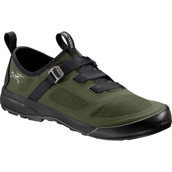 アークテリクス メンズ スニーカー シューズ Arakys Approach Shoe - Men's Wildwood/Black