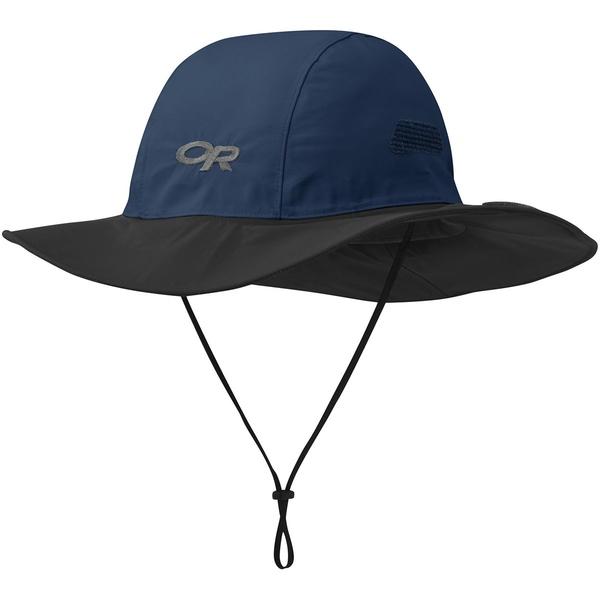 アウトドアリサーチ メンズ 帽子 アクセサリー Seattle Sombrero Abyss/Black