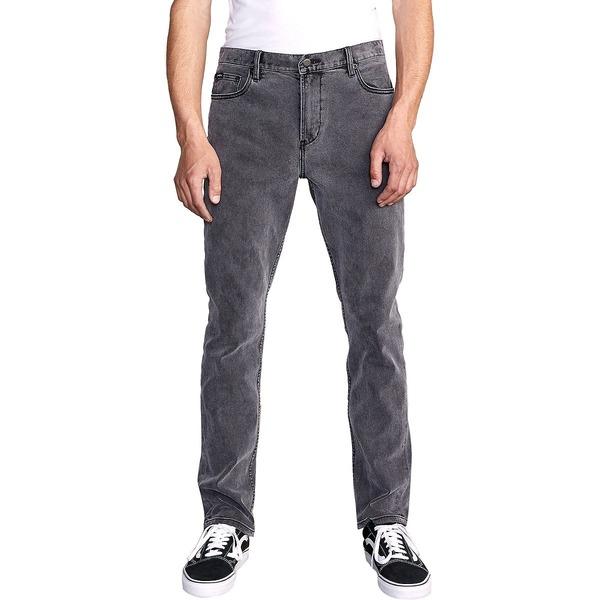 ルーカ メンズ カジュアルパンツ ボトムス Daggers Denim Pant - Men's Vintage Charcoal