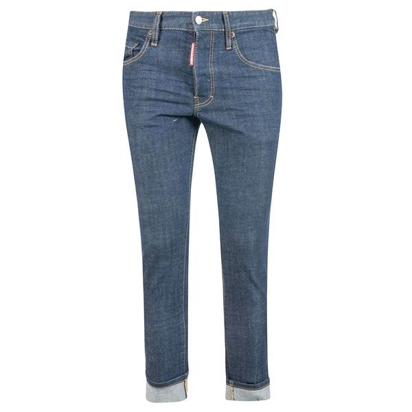 ディースクエアード メンズ デニムパンツ ボトムス Dsquared2 5 Pockets Jeans C