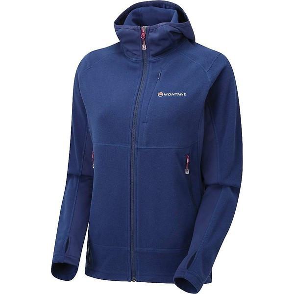【当日出荷】モンテイン ジャケット・ブルゾン レディース Montane Women's Fury Jacket Antarctic B【サイズ 10】