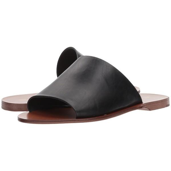 【当日出荷】 ダイアン フォン ファステンバーグ レディース サンダル Barrett Black Soft Barcellona Calf 【サイズ 23cm】