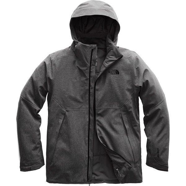 【当日出荷】 ノースフェイス メンズ ジャケット&ブルゾン Apex Flex GTX Thermal Hooded Jacket Tnf Dark Grey Heather 【サイズ XL】