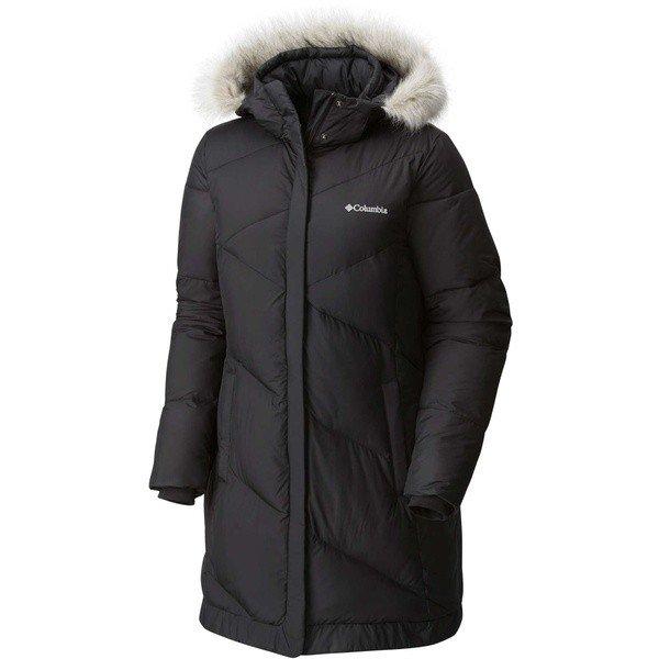 【当日出荷】 コロンビア レディース ジャケット&ブルゾン Columbia Women's Snow Eclipse Mid Insulated Jacket BlackBlack 【サイズ XS】