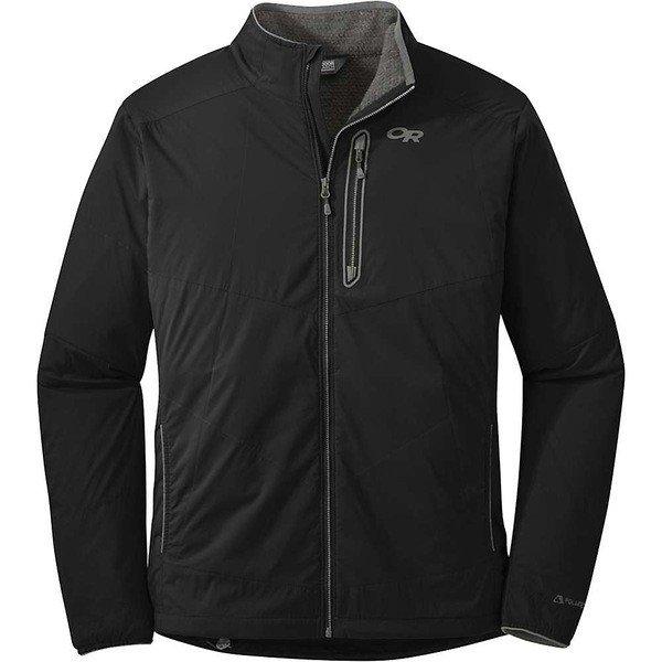 【当日出荷】 アウトドアリサーチ メンズ ジャケット&ブルゾン Outdoor Research Men's Ascendant Jacket Black / Pewter 【サイズ XL】