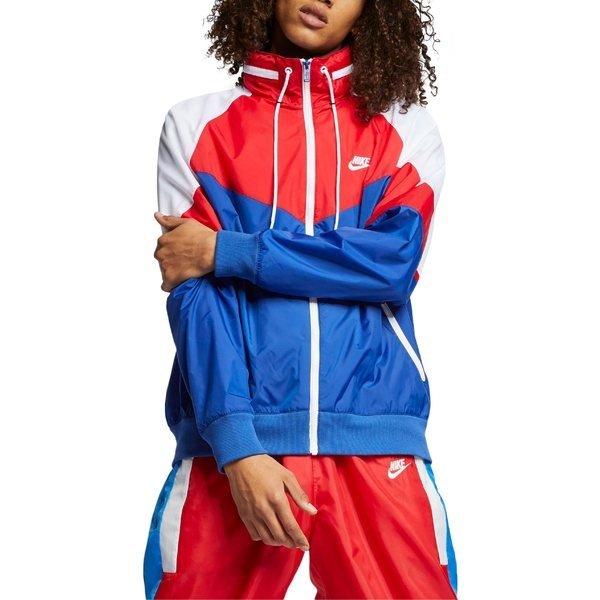 【当日出荷】 ナイキ メンズ ジャケット&ブルゾン Nike Winderunner Jacket Indigo Force/ University Red 【サイズ S】