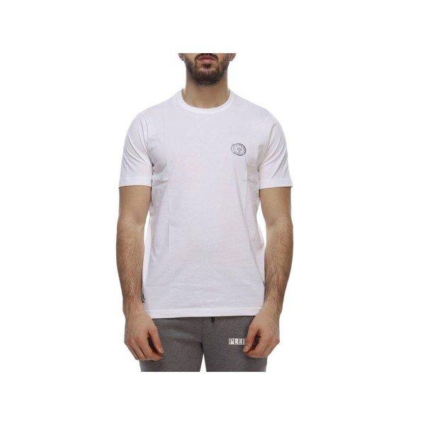 【当日出荷】 フィリッププレイン メンズ カットソー Plein Sport T-shirt T-shirt Men Plein Sport white 【サイズ M】